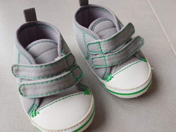 Buciki dziecięce buty niechodki rozmiar ok. 18 coccodrillo