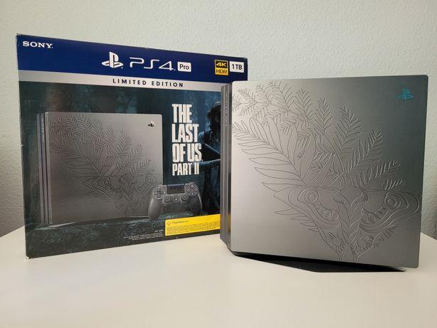 Sprzedam PlayStation 4 PRO THE LAST OF US PART 2
