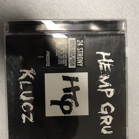 Cd HempGru Klucz pierwsze wydanie