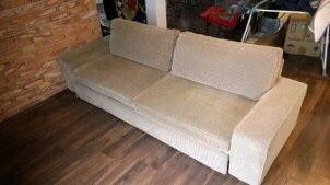 Okazja! Duża rozkładana sofa Ikea Kivik