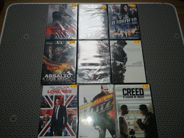 Filmes Dvd de Acção / Suspense.