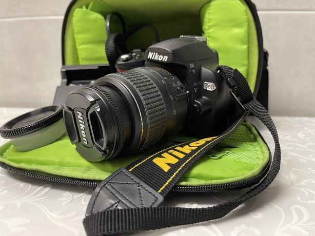 Nikon D60 (como nova)