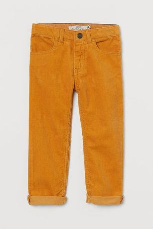 Продам вельветовые брюки H&M