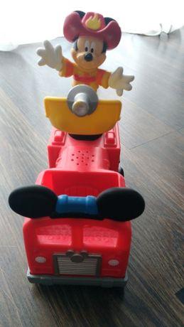 myszka miki, wóz strażacki