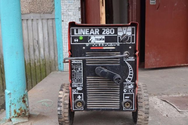 Продам сварочный аппарат Telwin Linear 280