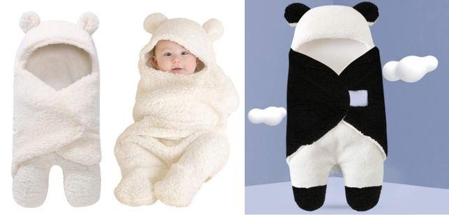 Saco de Dormir Bebé Ursinho Quente
