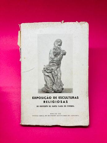 Exposição de Esculturas Religiosas - Autores Vários