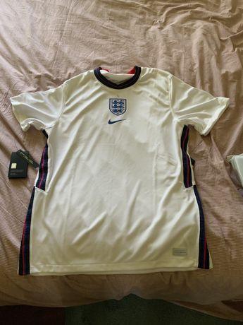Camisola de jogo oficial da seleção Inglesa