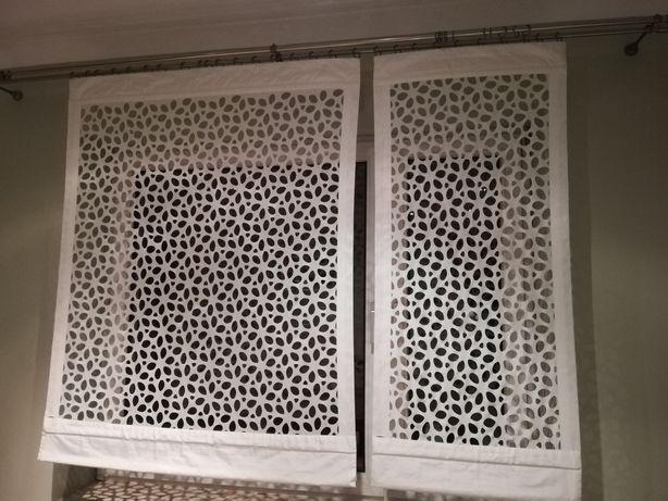 Firany firanki zasłony roleta okna gardiny ekrany