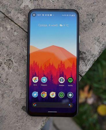 Google Pixel 4A (4G) - Новый! Оригинал! Год гарантии!