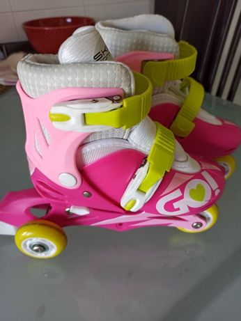 Vendo patins criança