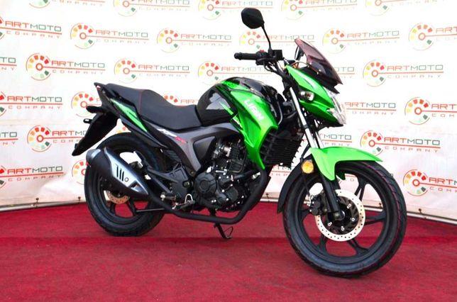 Мотоцикл LIFAN KP200 (IROKEZ 200). Рассрочка Сборка в подарок! АРТМОТО