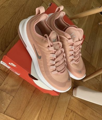 Nike buty sportowe rozmiar 40 nude różowe adidasy airmaxy
