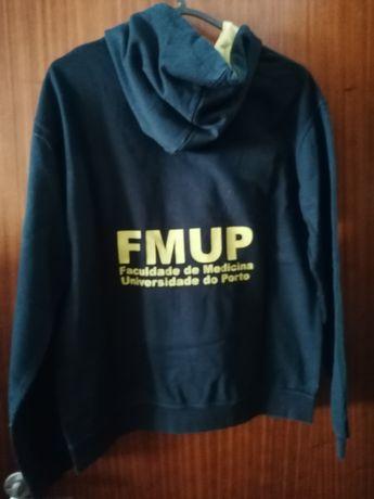 Sweat hoodie da faculdade de medicina da Universidade do Porto