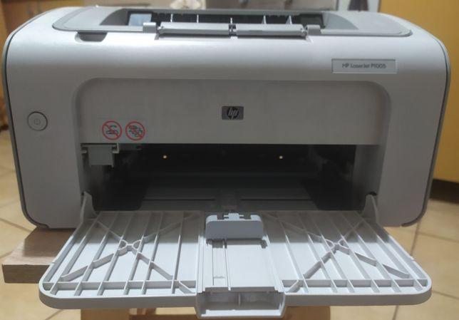 Прінтер HP LaserJet P1005 Принтер лазерний