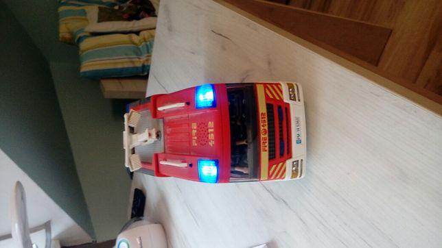Zabawka straż pożarna