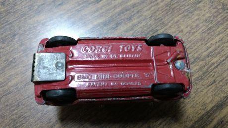 Mini Cooper S Corgi Toys