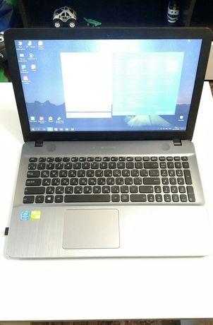 Компьютер. Ноутбук. 4 ядра. 8 Ram. 120Gb SSD. Asus. F541N. X541N.