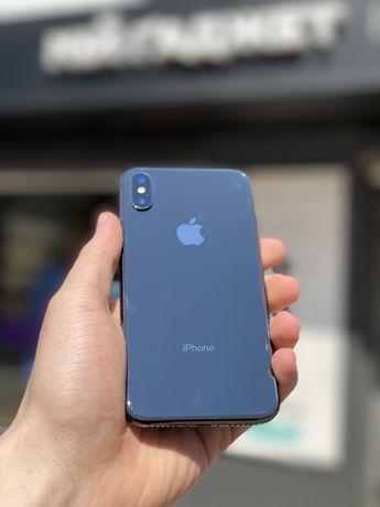 Б/у Apple iPhone / Епл Айфон X 10 64gb / Мій Ґаджет / КРЕДИТ