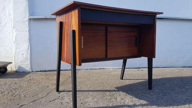 biurko vintage lata 60 prl design