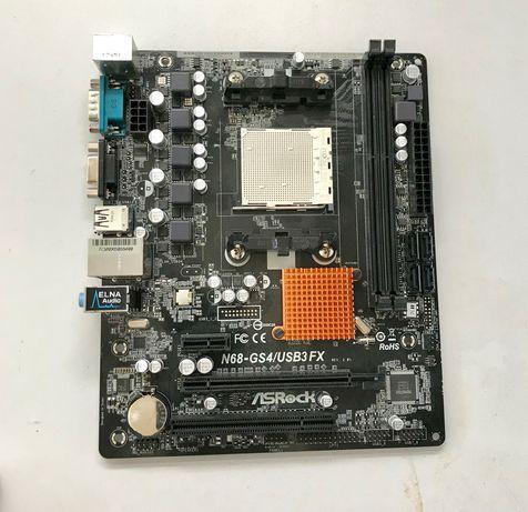 Материнская плата N68-GS4/USB3 FX sAM3/sAM3+,GeForce 7025,PCIEx16 DDR3