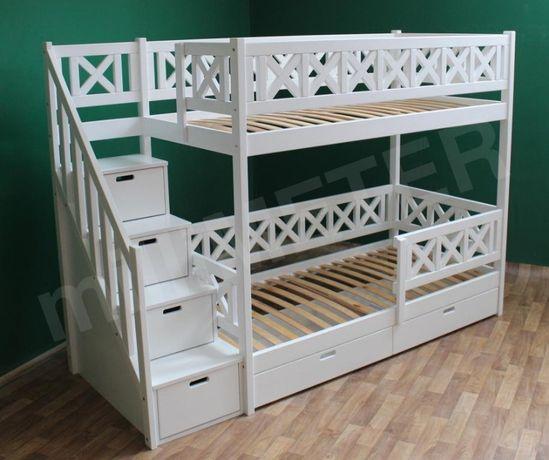 Кровать двухъярусная Сильвия