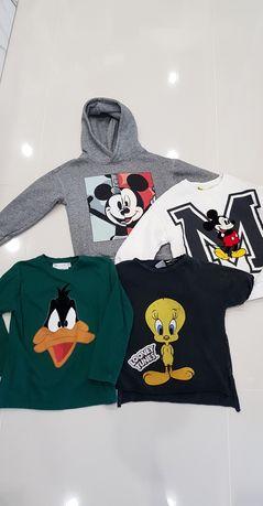 Zestaw ciuchów zara Miki Disneya 110