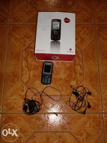 Telemovel nokia c1-01 da vodafone