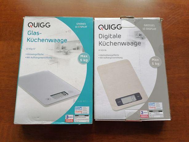 Весы кухонные/кухонні ваги Quigg. До 5 кг. Из Германии. Большой выбор