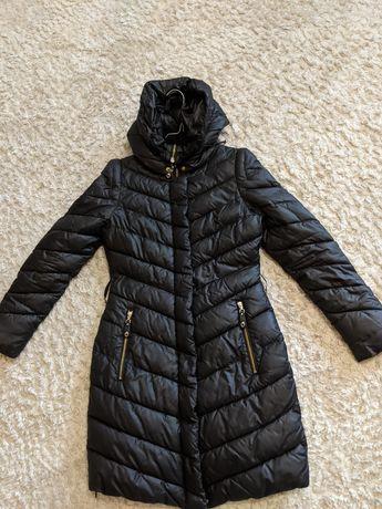 Стильный пуховик, пальто, куртка после химчистки