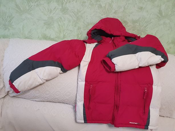 Пуховик куртка подросток