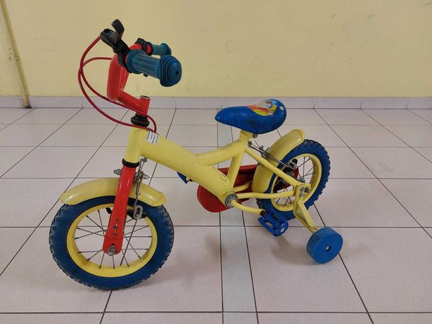 Bicicleta Infantil Noddy