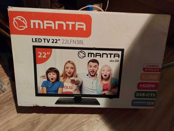 TV Manta 22'+ antena. ZestaTIR