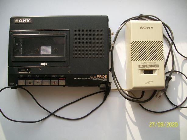 Кассетный магнитофон Sony TC-D5 Pro II