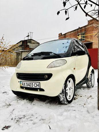 Smart 450 Limited 1 , 0,6 бензин Идеален