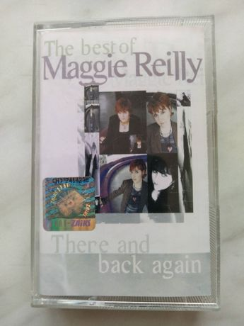 Maggie Reilly The best of. kaseta magnetofonowa