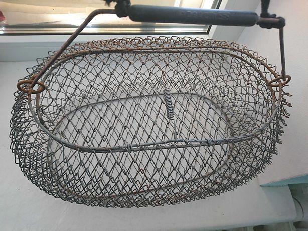 Садок рыболовный подсака металлический б/у СССР