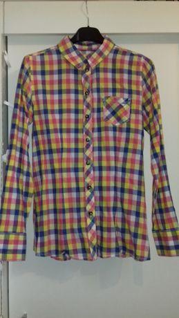Super koszula w kratę ESPRIT 152-158