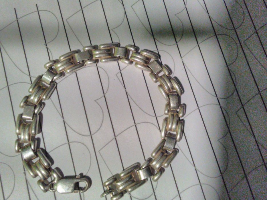 Bransoleta ze srebra Pokrzywnica - image 1