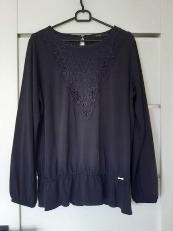 Granatowa bluzka Monnari