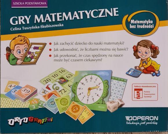 Szkoła Podstawowa GRY MATEMATYCZNE Operon