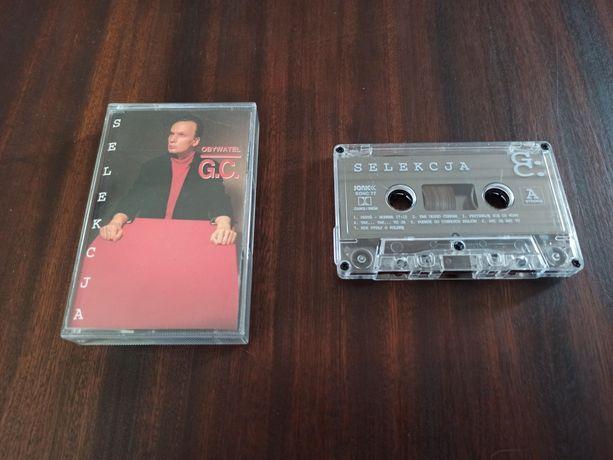 Obywatel G.C. Selekcja Kaseta Magnetofonowa MC Republika Sonic 1993