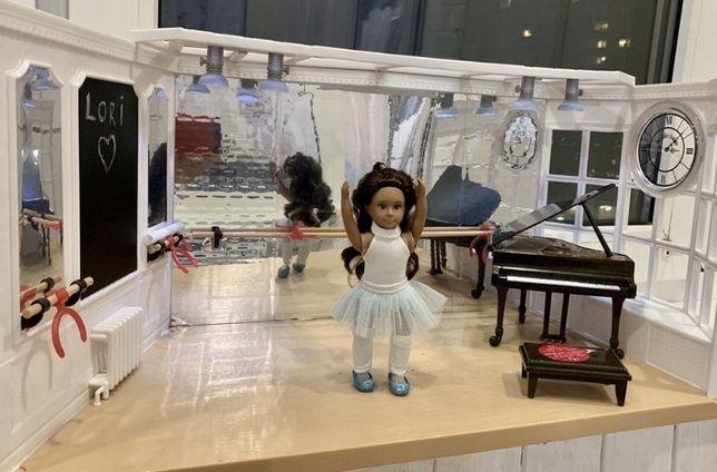 Игровой набор Lori (Лори) от Battat Балетная студия