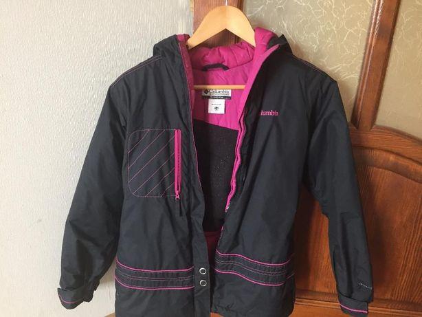 Продам куртку зимнюю для девочки Colambia, 10-12 лет