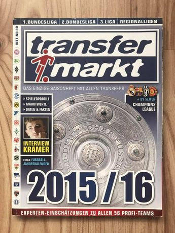 Skarb Kibica Transfermarkt 2015/16