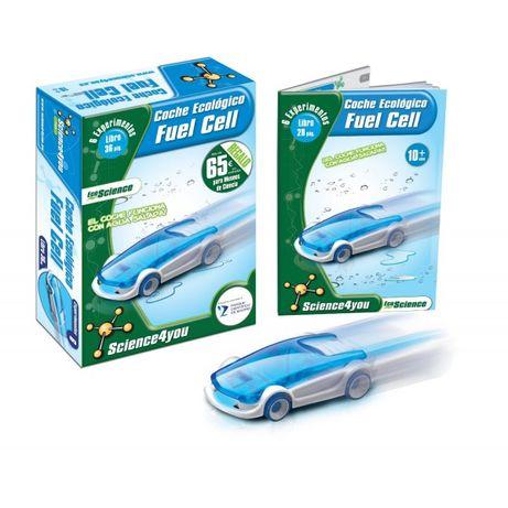 Ecological Car Fuel Cell Science4you - Novo e Selado