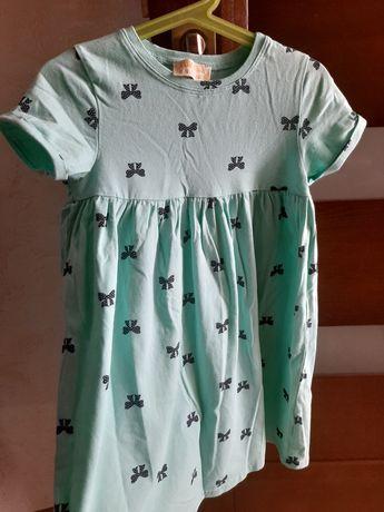 Плаття, платье Зіронька бірюза 122