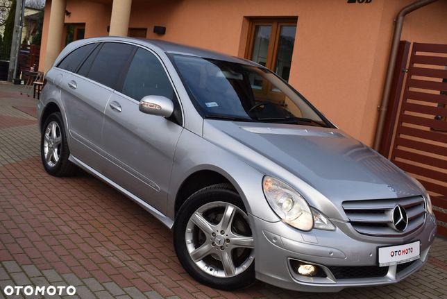 Mercedes-Benz Klasa R 6 Foteli 4 MATIC AUTOMAT SPORT Ksenon Nawigacja Alu Tempomat Klimatro.