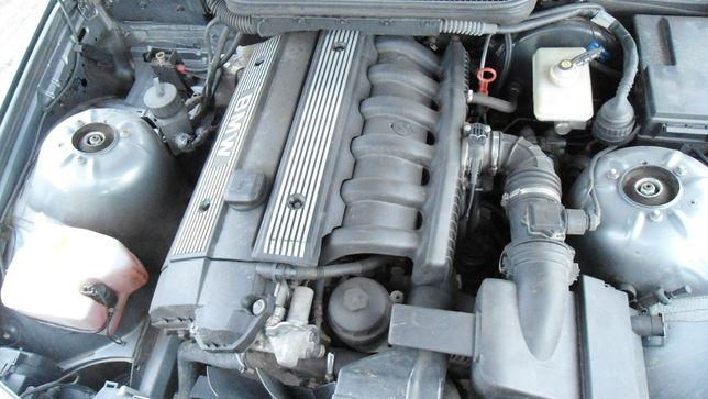 Kompletny Silnik M52B25 BMW E36 SWAP 323 325 EUROPA
