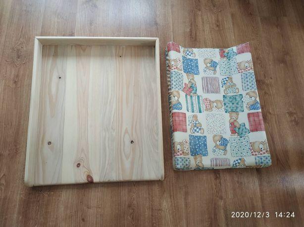 Przewijak drewniany +przewijak tradycyjny
